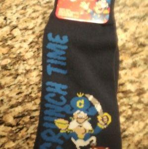 New Captain Crunch socks